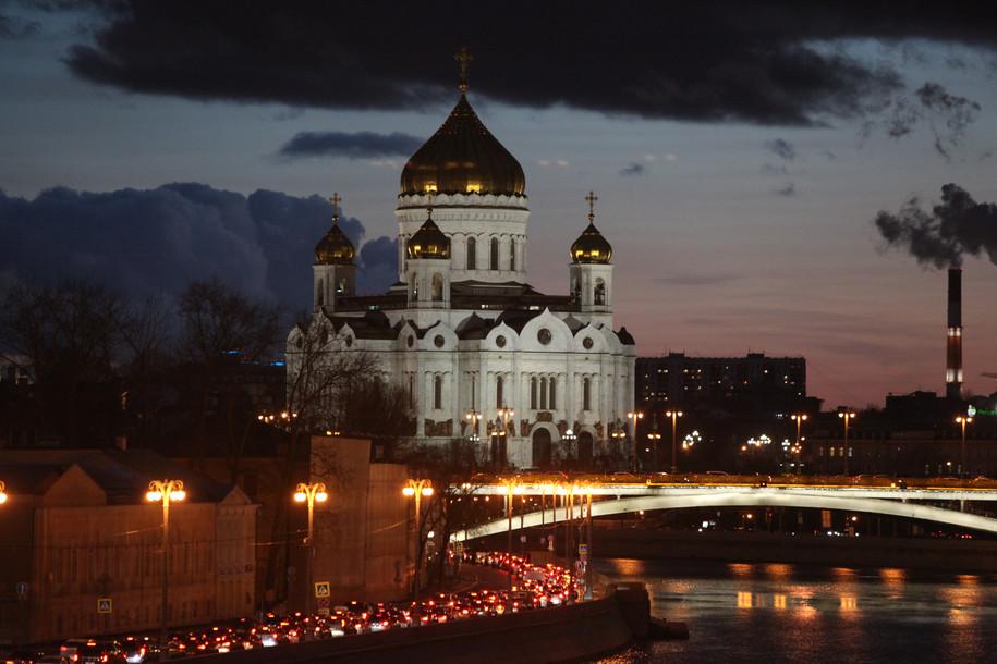 Сервис «Яндекс.Пробки» оценивает загруженность столичных дорог в 9 баллов