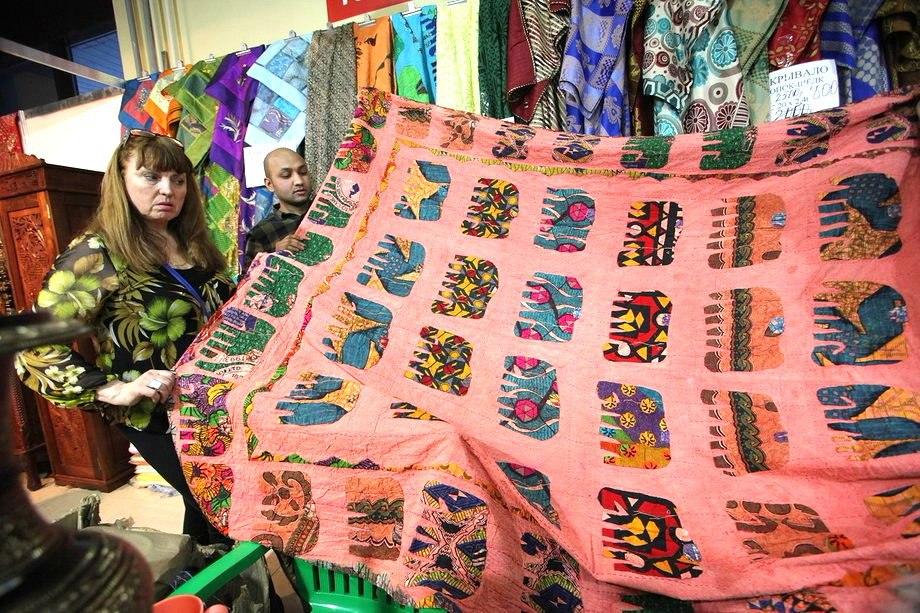 С 19 по 25 марта в столице пройдет выставка-ярмарка «Модный лён и трикотаж»