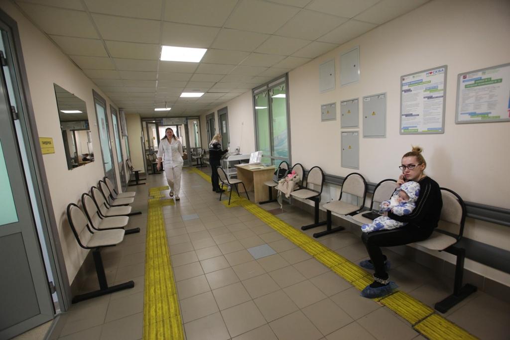 Детскую поликлинику построят в Кунцево