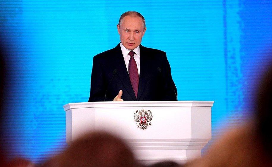 Нужно наращивать темпы строительства жилья — Путин