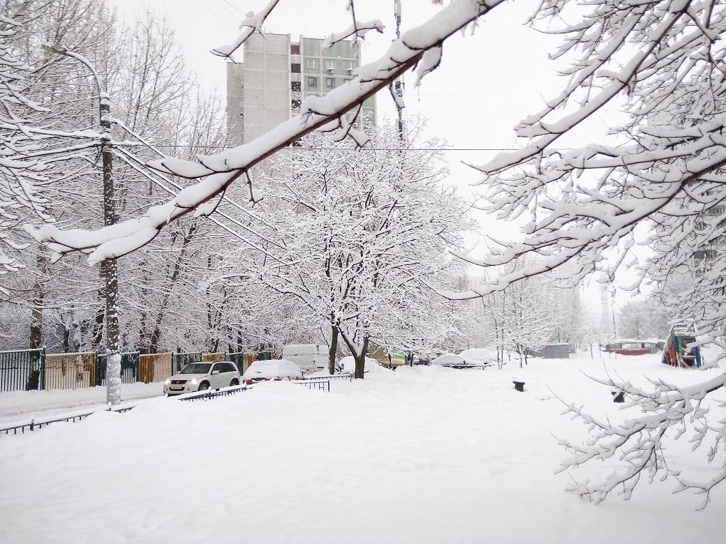 Московский метрополитен перешёл на усиленный режим работы из-за снегопада