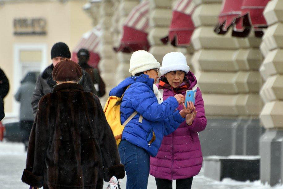 Комитет по туризму запустил официальные аккаунты Москвы в китайских социальных сетях
