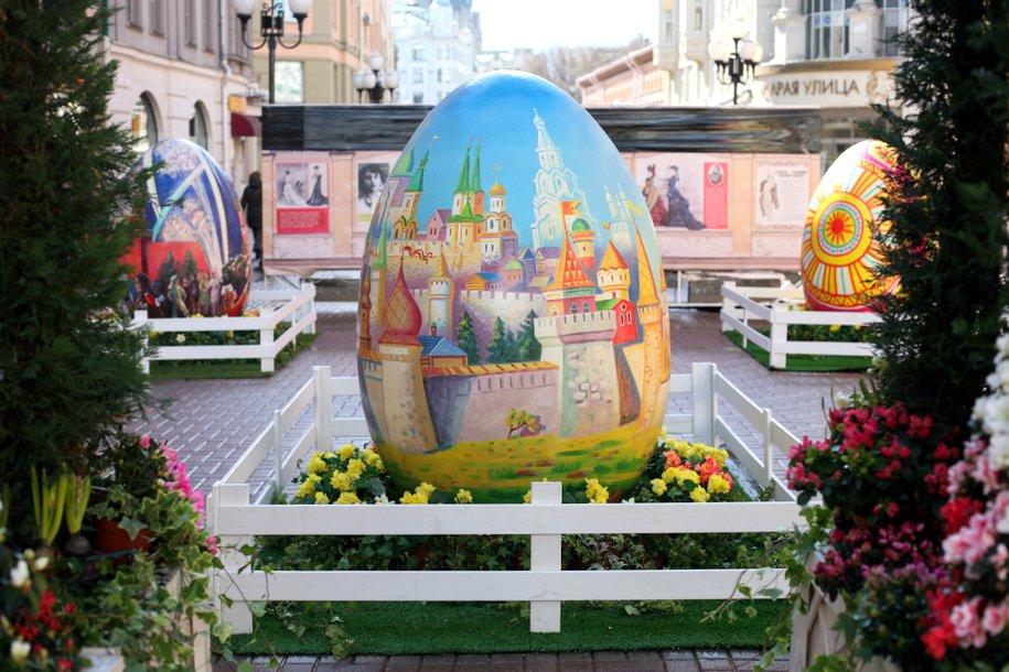 С 7 по 15 апреля в Москве пройдет фестиваль «Пасхальный дар»