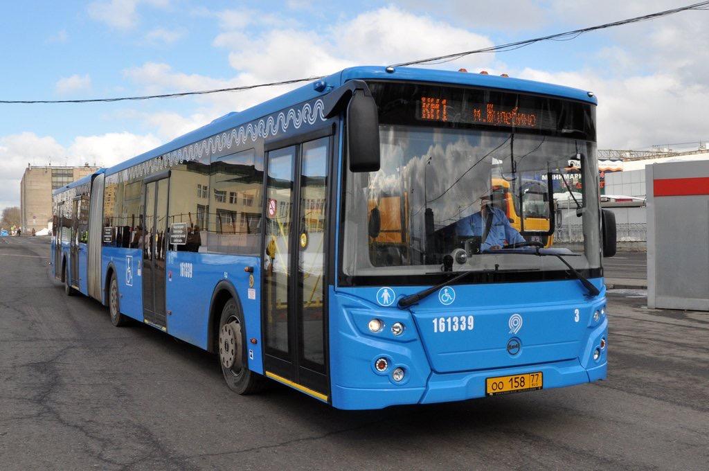 Компенсационные автобусы «КМ» за день перевезли более 90 тысяч человек