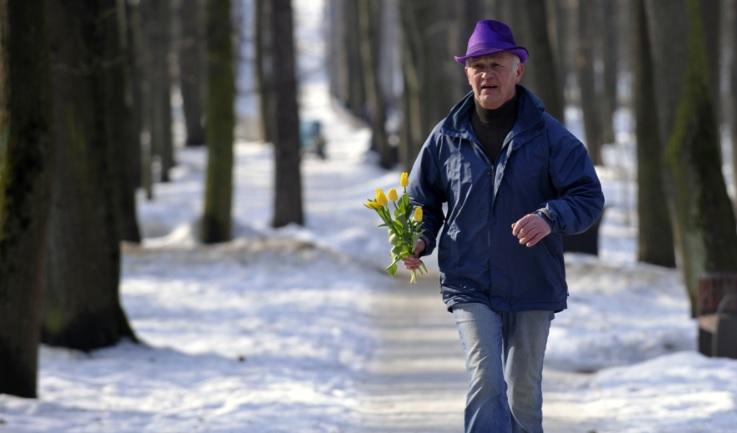 В парке Фили 8 марта пройдет «Цветочный забег»