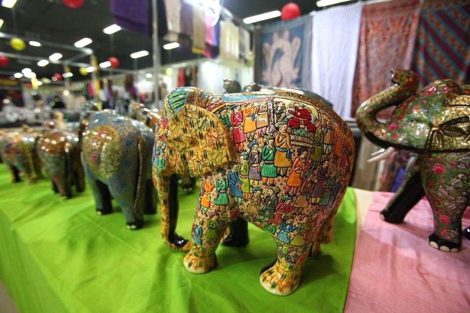 С 7 по 18 марта в Москве проходит крупнейшая индийская выставка-продажа «Любимая Индия»