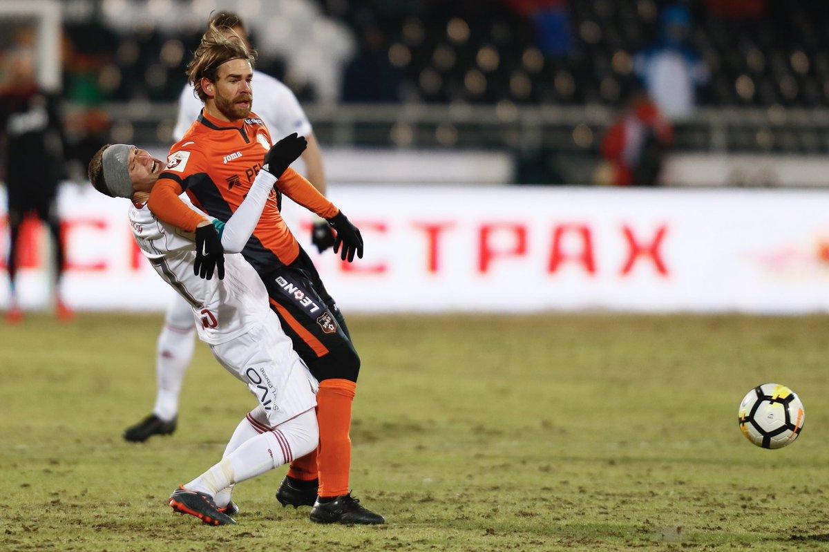 Московский «Локомотив» обыграл на выезде «Урал» из Екатеринбурга