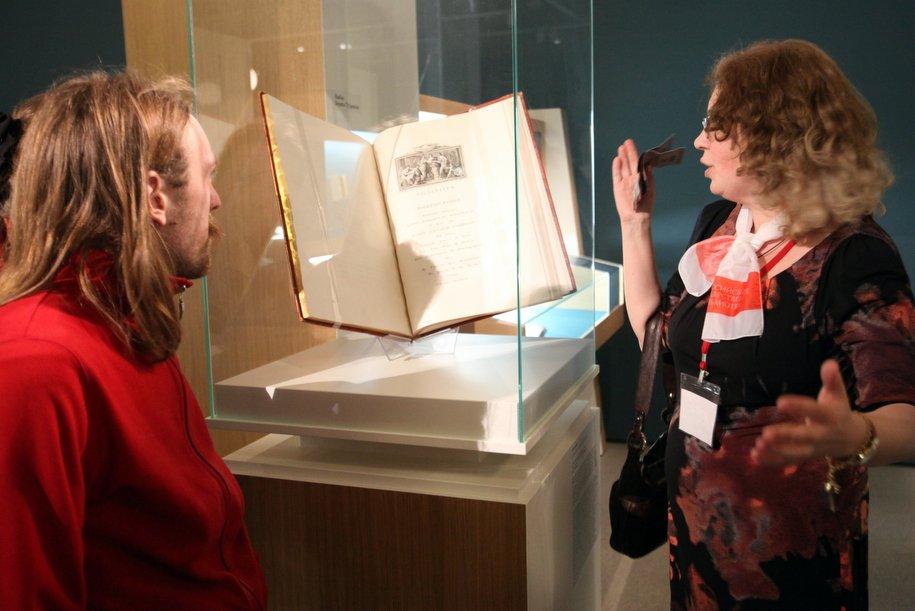 Москвичи смогут увидеть реликвии XVIII-XIX веков на выставке Главархива 10 марта