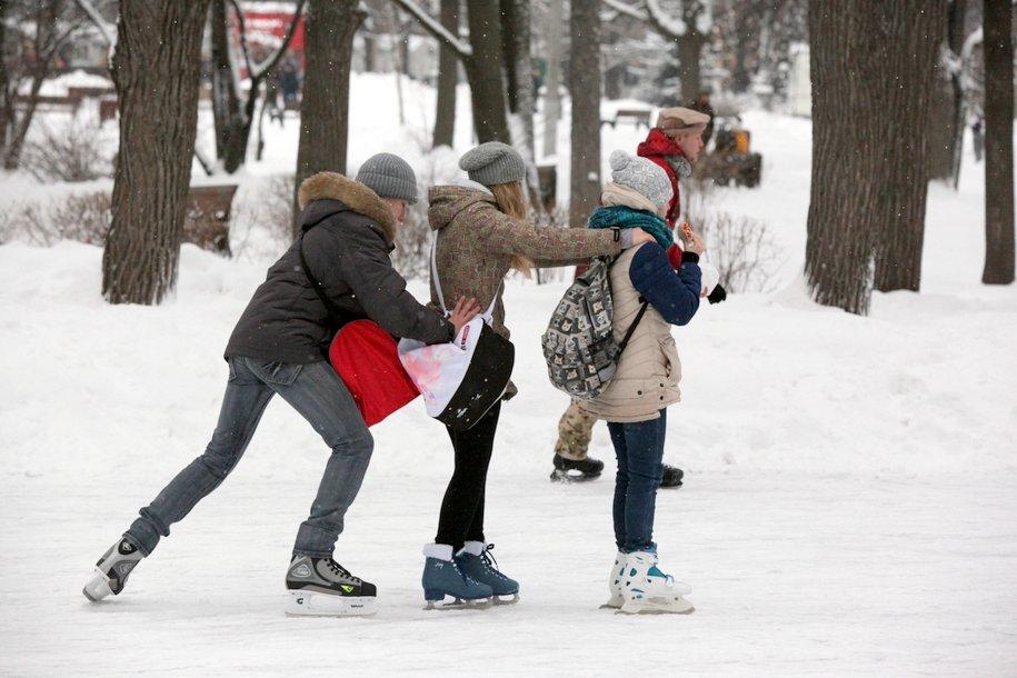 В начале недели в Москву придут 10-градусные морозы