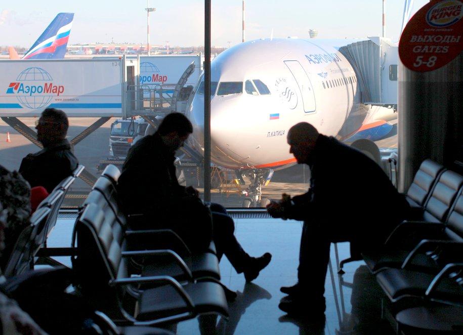 В аэропорту «Шереметьево» вновь появятся зоны для курения
