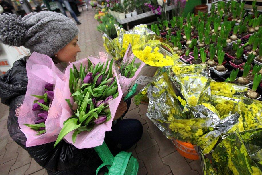 Собянин: «В Москву завезли более 50 млн цветов»