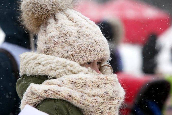 В Москве ожидается переменная облачность со снегом