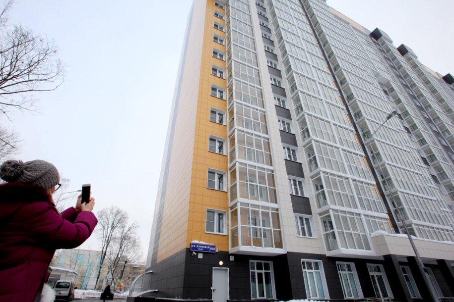 В Южном Бутово началась подготовка к строительству дома по программе реновации