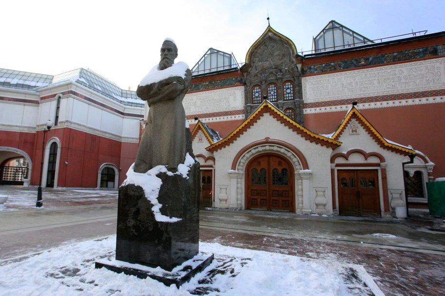 Третьяковская галерея названа музеем года