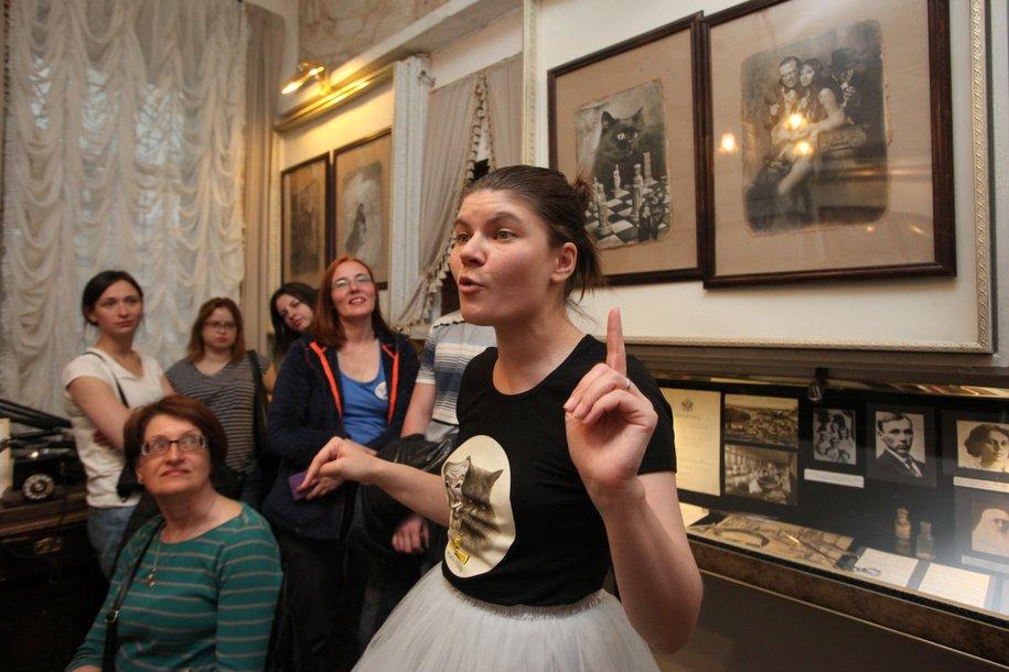 Более 5,5 тысяч человек посетили ГМИИ имени Пушкина в рамках акции «Ночь в музее»