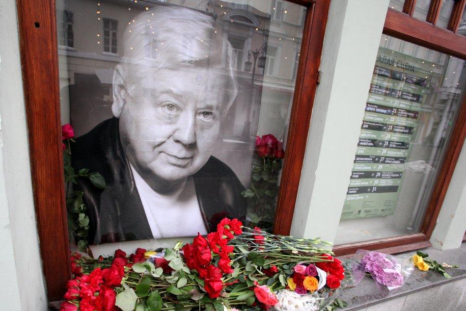 В Москве на 83-м году жизни скончался Народный артист СССР Олег Табаков