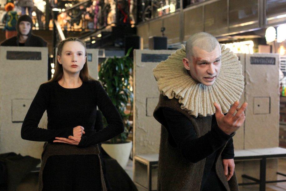 В Москве стартовал фестиваль «Золотая маска в городе»