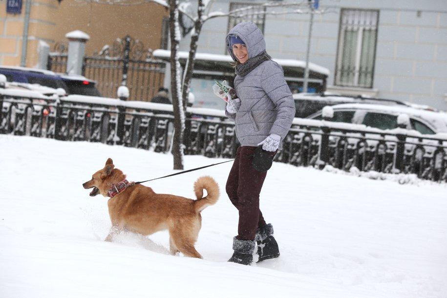 «Желтый» уровень опасности объявлен в Москве на 2 марта