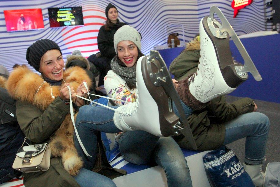 В эти выходные наВДНХ пройдет День зимних видов спорта