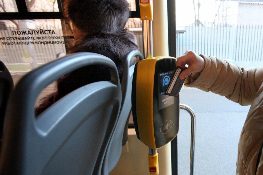 До конца марта турникеты уберут на ещё 4 автобусных маршрутах