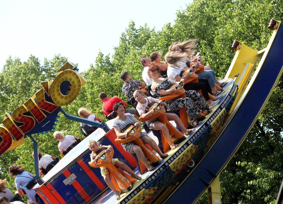 В парке «Остров мечты» установят самые большие качели Москвы