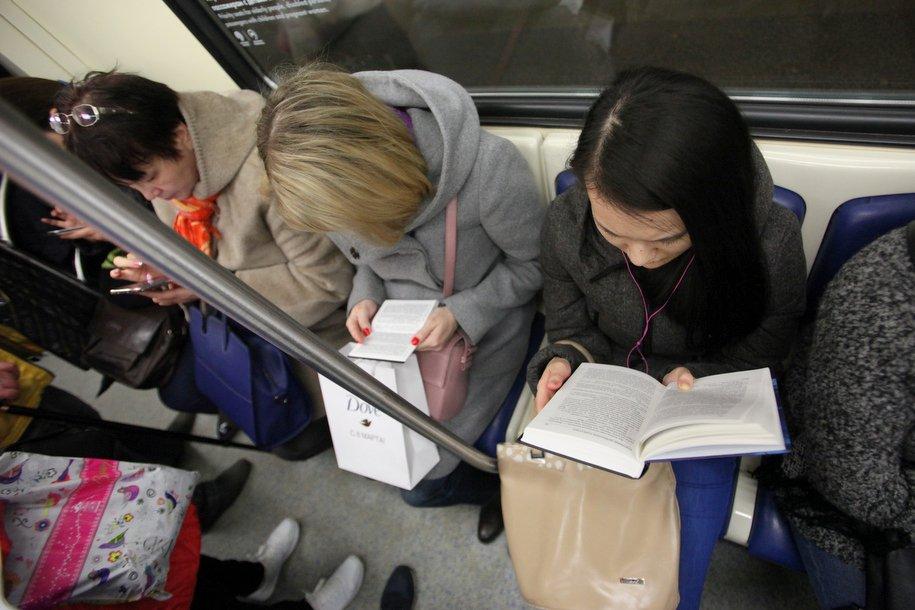Тематический поезд «Малый театр» запустили на Замоскворецкой линии метро