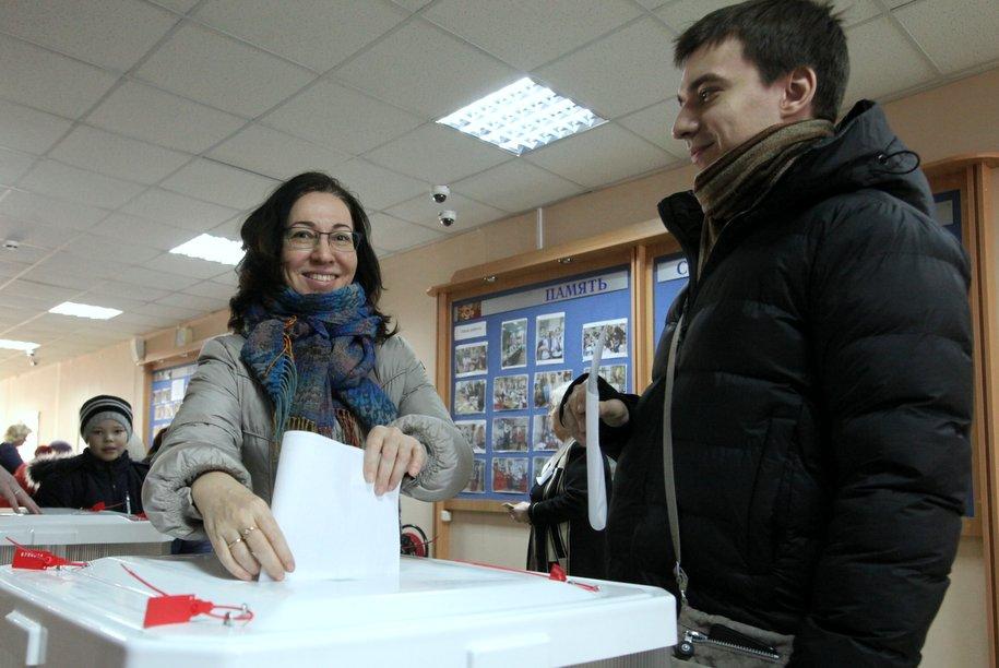 В столице станет больше избирательных участков