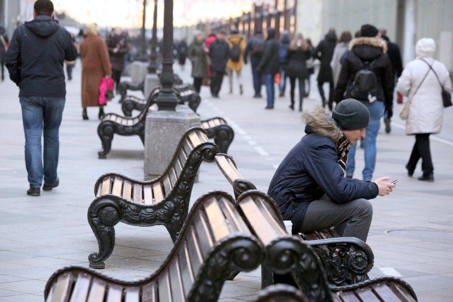 В столице начали реконструировать переход между Никольской и «Театральной»