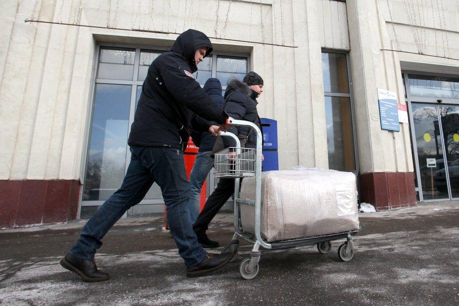 На московских вокзалах можно будет отправлять посылки в другие города