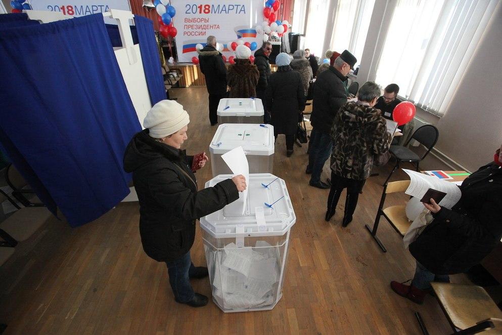 Итоги голосования на двух участках в Москве признают недействительными