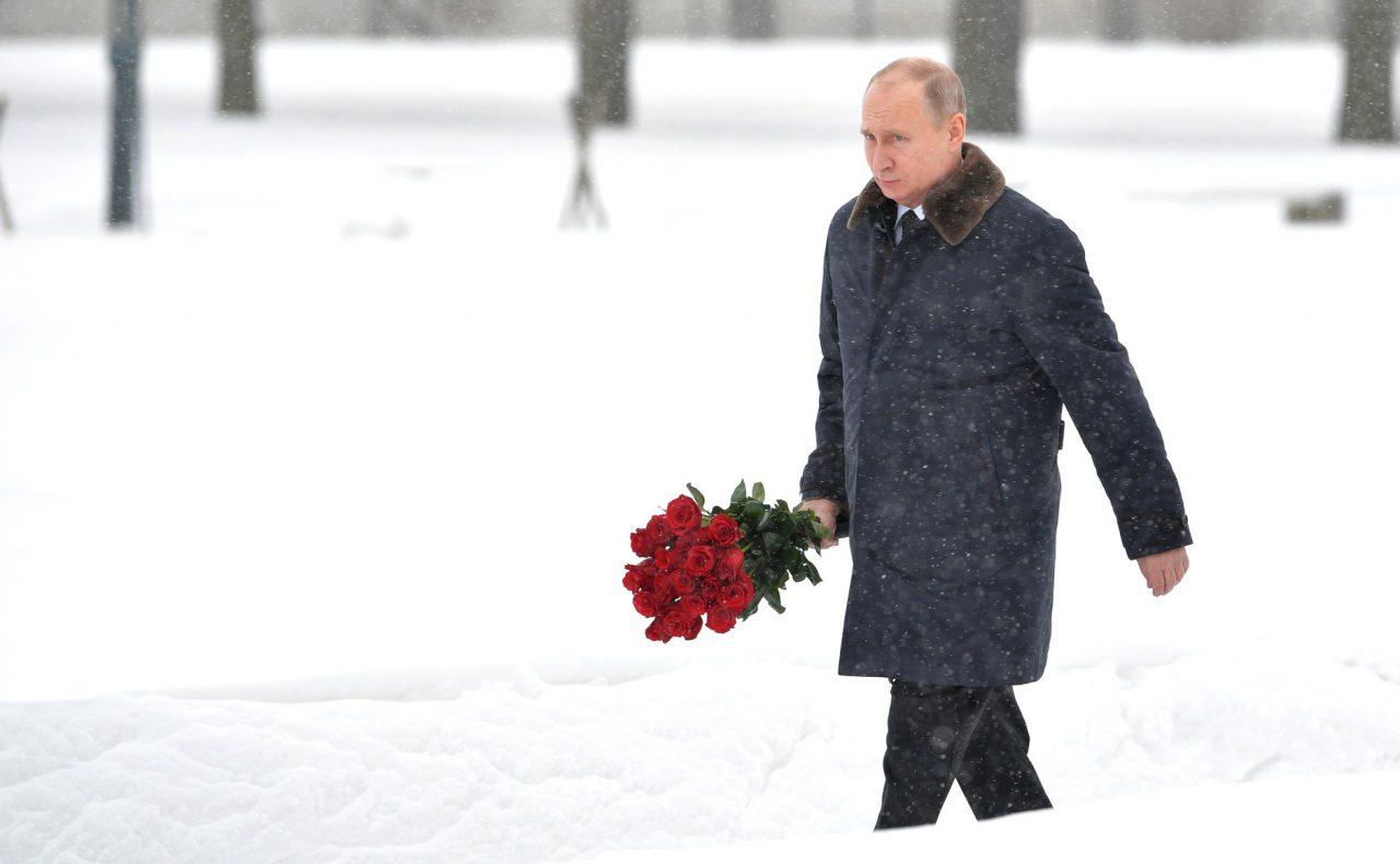 Президент России объявил 28 марта общенациональным днём траура