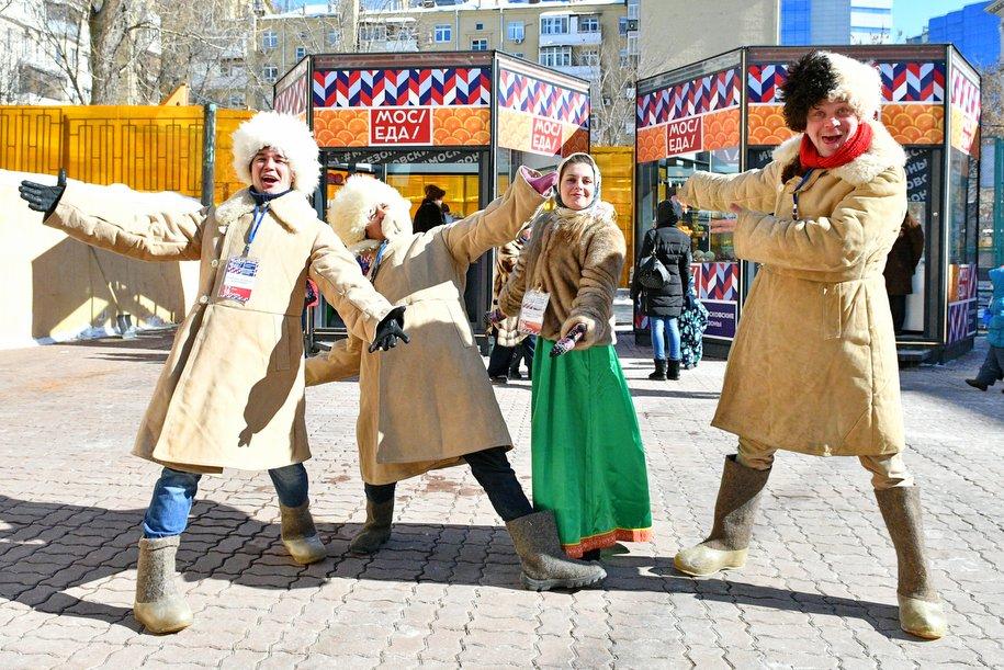 На фестивале «Мос/Еда!» было продано около 3,5 млн килограмм продуктов