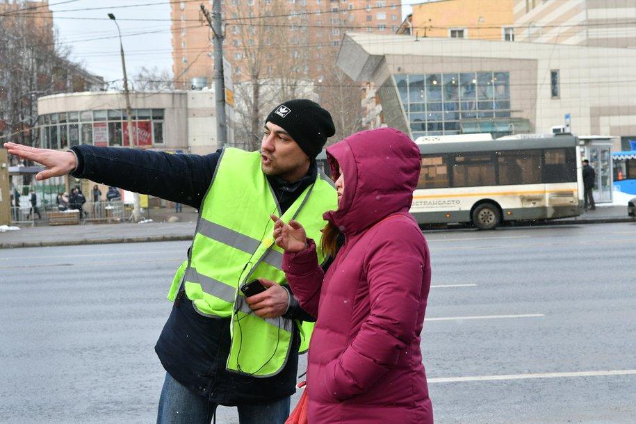 Вестибюль станции метро «Речной вокзал» закрыли до 12 ноября