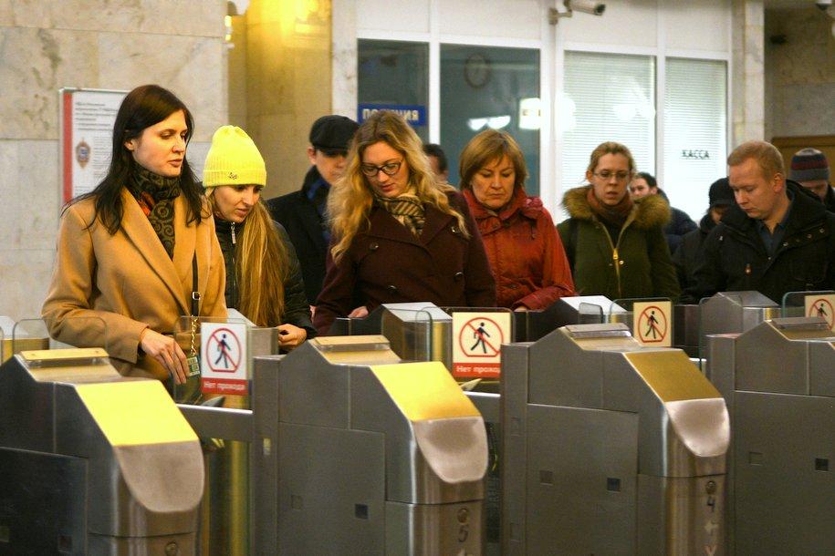 Станцию метро «Тургеневская» открыли для пассажиров
