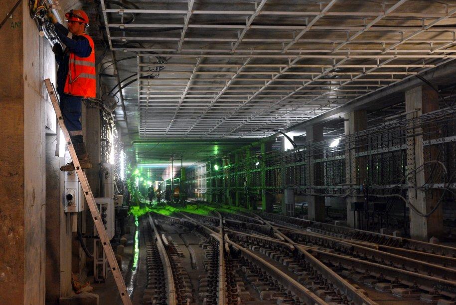 Неменее  50 метров тоннелей предстоит пройти занеделю наКожуховской линии метро