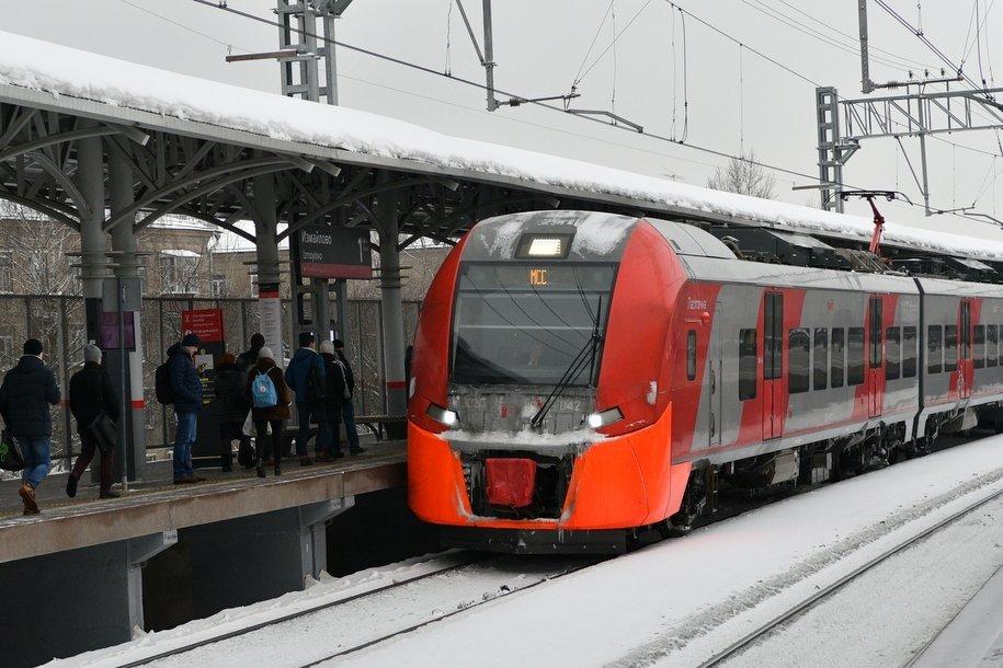 Поезда МЦК с 8 по 11 марта перевезли 715 тысяч человек