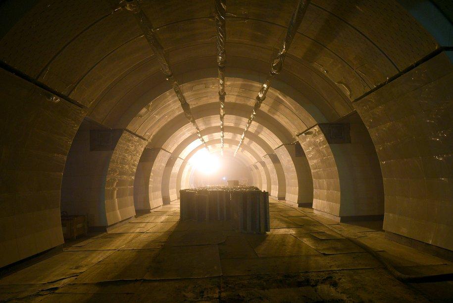 Кожуховская линия метро будет вводиться поэтапно