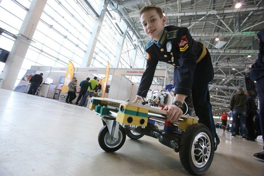 В Москве проходит технологический фестиваль PROFEST