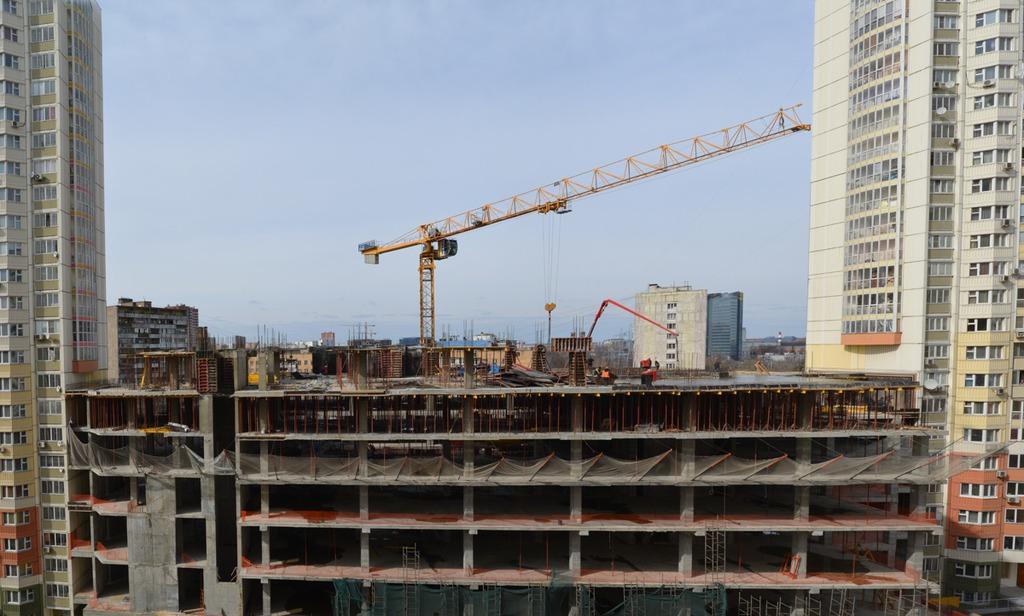 В Москве пользуется популярность услуга  онлайн-разрешений на строительство