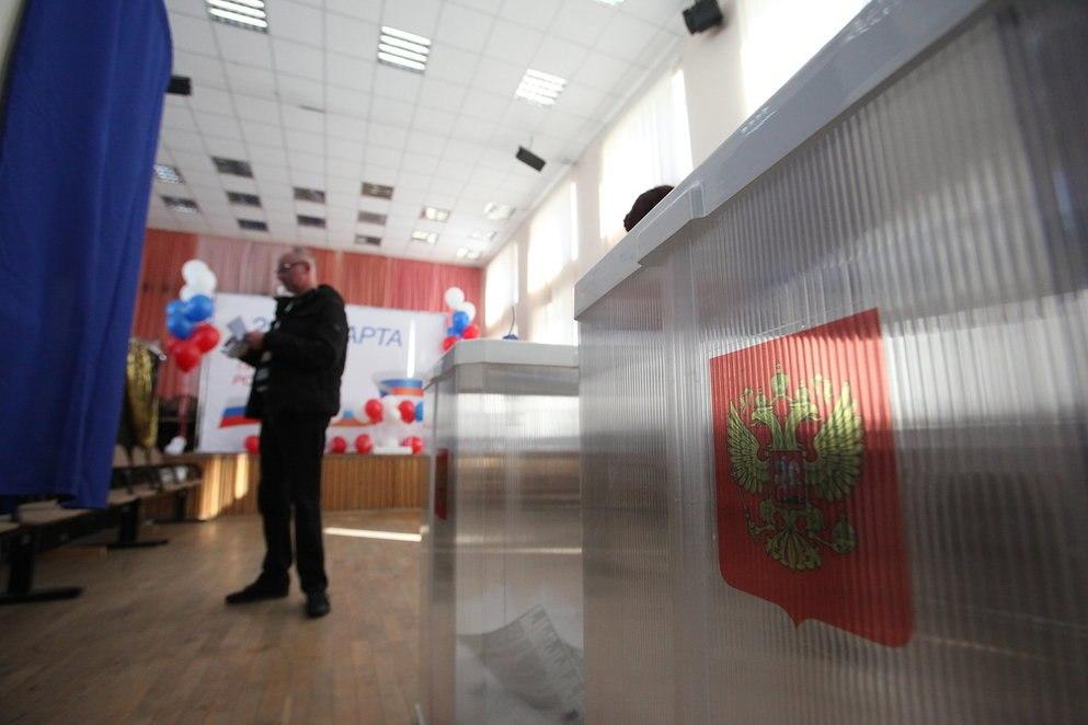 Проголосовавшего дважды мужчину могут оштрафовать на 30 тыс. рублей
