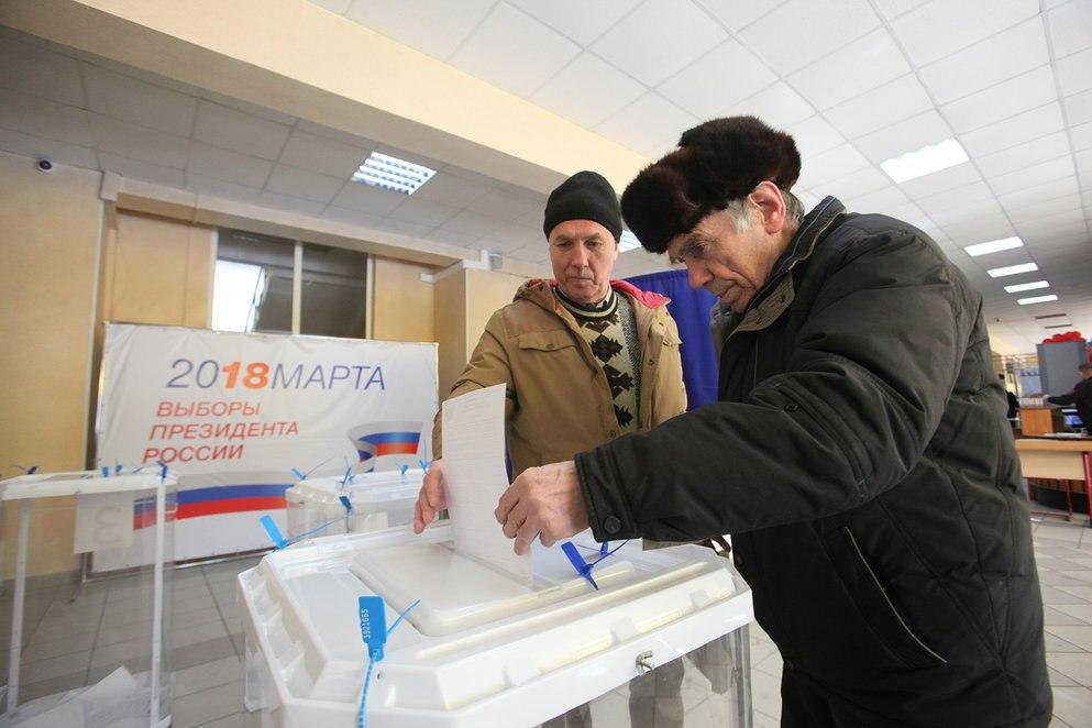 Столичный штаб не выявил нарушений на выборах президента РФ