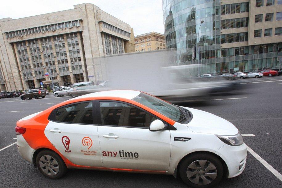 Сервис каршеринга ANYTIME снизил тарифы и требования к водительскому стажу