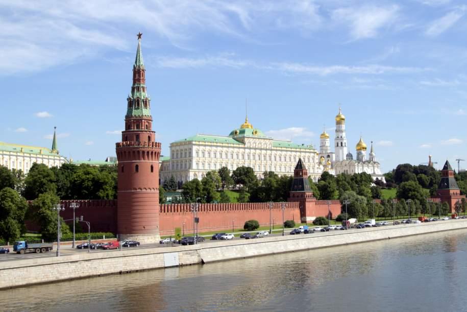 Московский Кремль закроют для посетителей с 4 по 7 мая