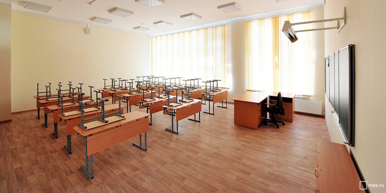 Школу на 400 учеников построили в Раменках