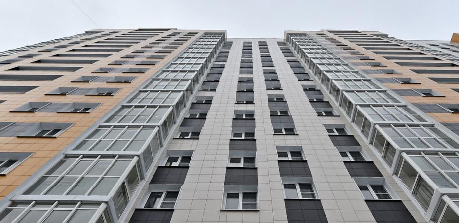 900 тысяч «квадратов» жилья построят за год в Москве