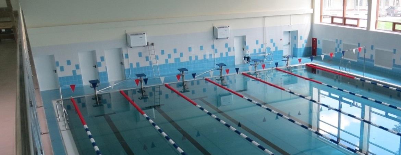 Спорткомплекс с бассейном на юге Москвы откроется в 2018 году