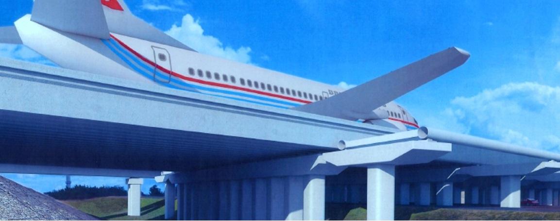 В аэропорту Шереметьево возведут мост для движения самолетов