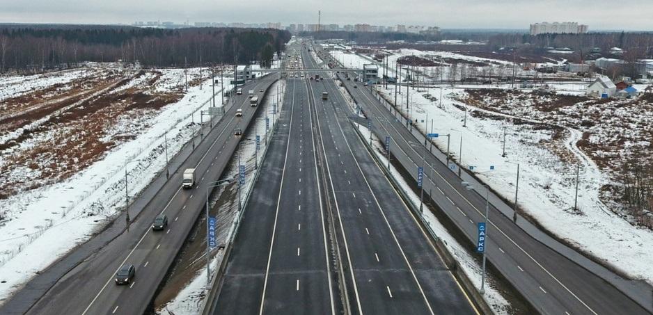 Началось строительство дороги от МКАД до аэропорта Остафьево