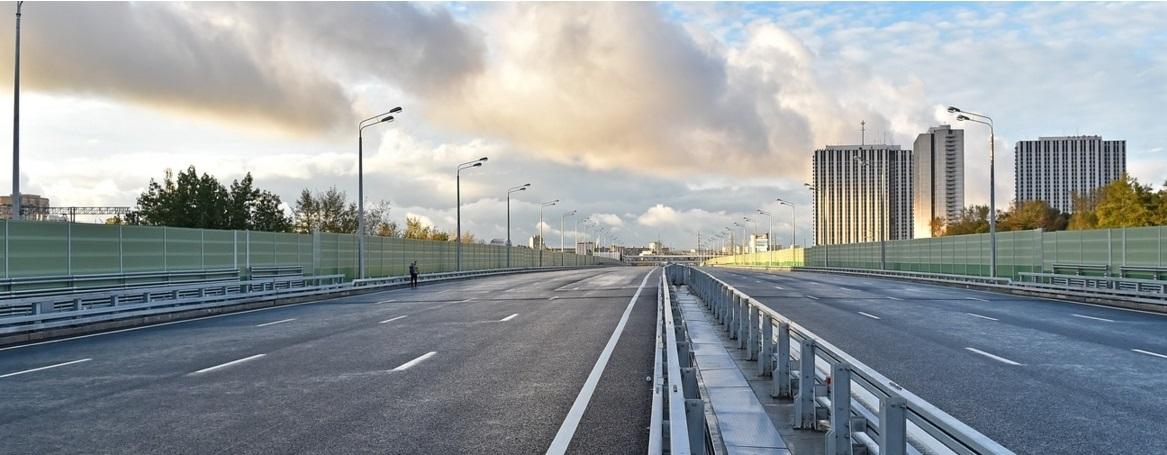 Три развязки на МКАД реконструируют в ближайшие годы