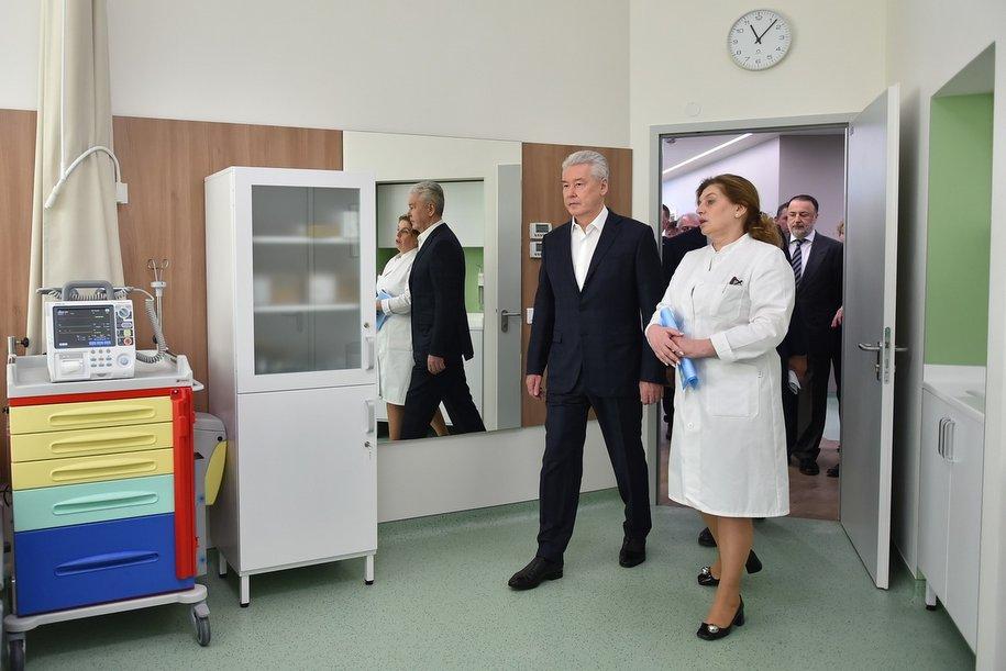Мэр рассказал о новом медицинском кластере «Сколково»